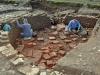 Bath House Excavation 2012