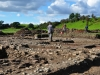 Bath House Excavation 2012
